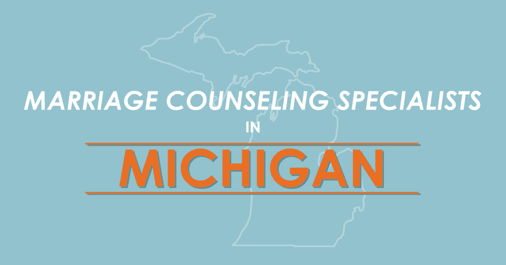 Michigan marriage counselors